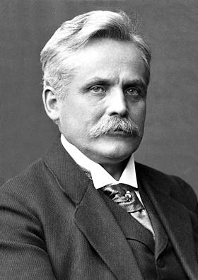 Físico Wilhelm Wien fonte: https://www.nobelprize.org/nobel_prizes/physics/laureates/1911/