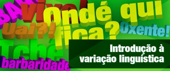 Introdução à variação linguística